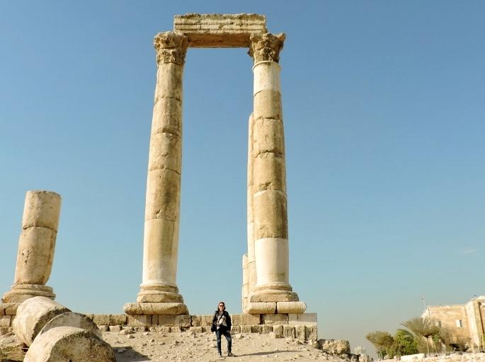 Zitadelle_Amman_Jordanien_Reisen