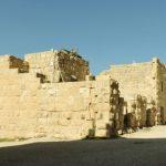antikes Gebäude in Jerash, Jordanien
