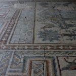Boden-Mosaik von Mount Nebo