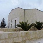 Kirche von Mount Nebo in Jordanien