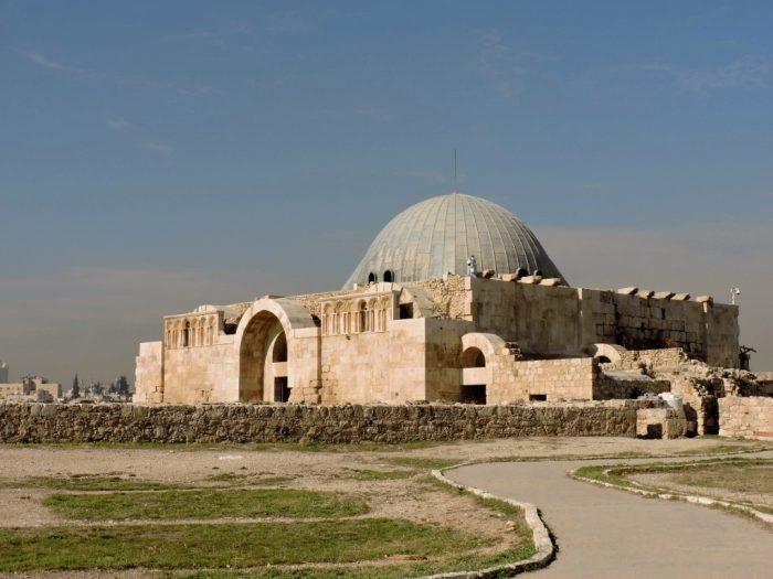 zitadelle, Amman Jordanien Sehenswürdigkeiten