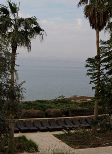Überwintern am Toten Meer