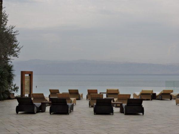Resort Totes Meer Jordanien