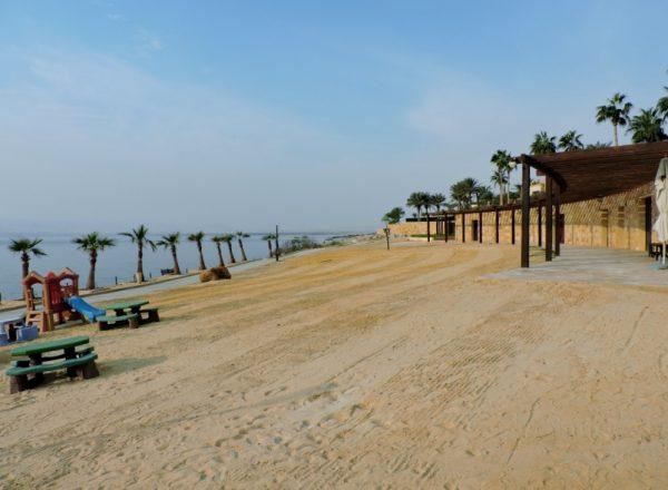 Strand, Totes Meer Jordanien