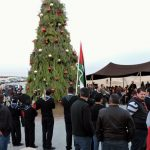 Weihnachts Feierlichkeiten Bethanien Jordanien