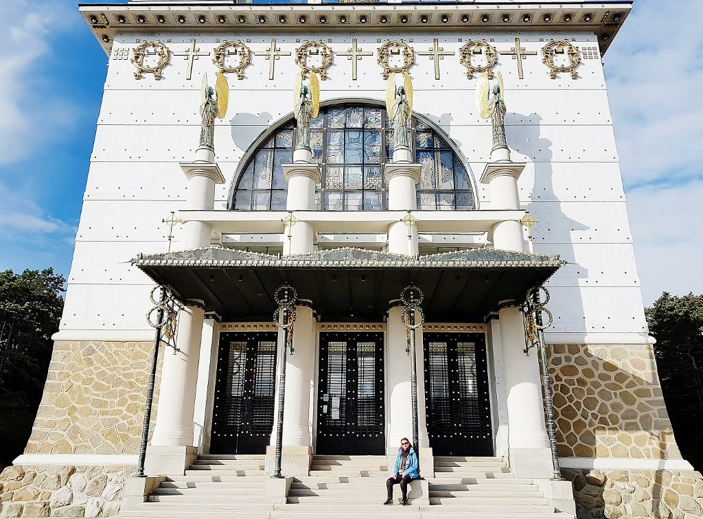 Steinhof Kirche, Ausflug in Wien: zu Jugendstil Architektur