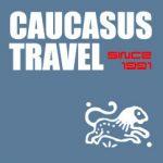 Logo zu website Caucasus Travel
