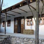 Haus im Ökodorf Butuceni Moldawien
