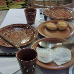 Moldawisches Frühstück