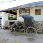 alte Pferdekutsche, Butuceni_Moldawien