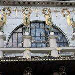 Ausflug in Wien zu Jugendstil Architektur