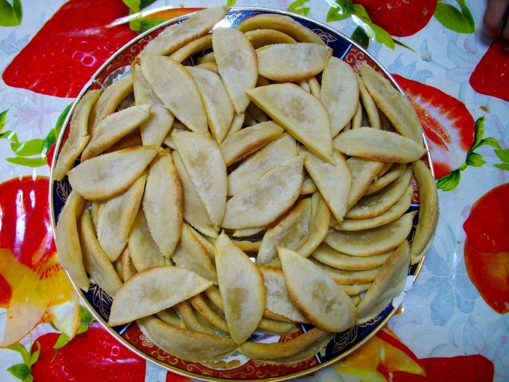 kulinarische Entdeckungsreise Marokko auf dem Tisch