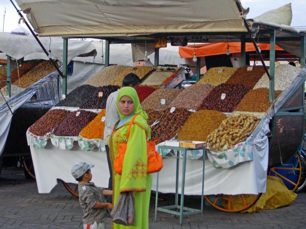 kulinarische Marokko Reise