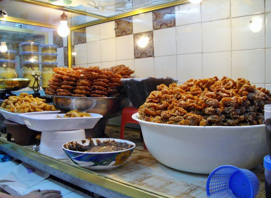 Eine kulinarische Entdeckungsreise Marokko auf dem Tisch