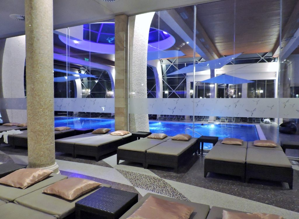 Hotel_Spa mit Pool_Sarvar_Wellbeing