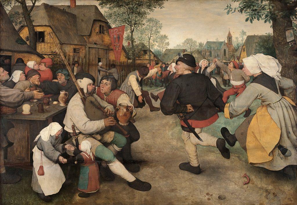 Pieter Bruegel Gemälde_Kultur