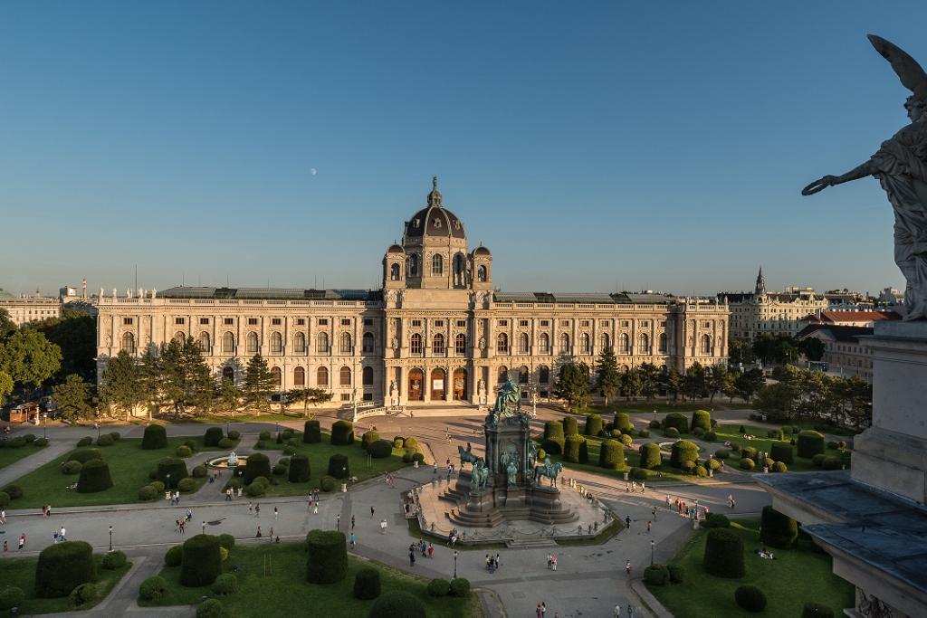 Feste Feiern! - Im Kunsthistorischen Museum Wien