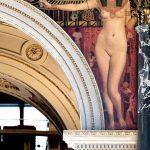 Klimt Zwickel im Kunsthistorischen ien