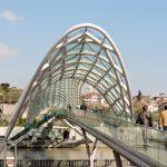 Tiflis: Schnittpunkt zwischen Europa und Asien