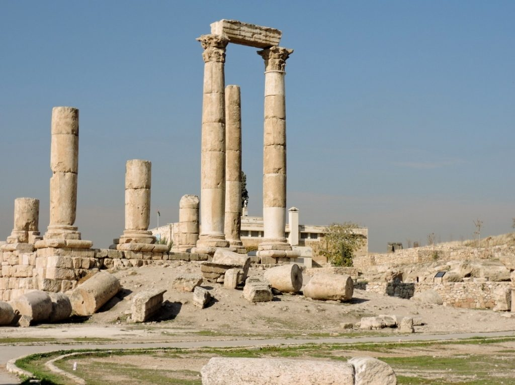 Jordanien_Amman_Kultur