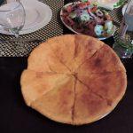 Katchapuri, Essen bei Georgien Reise