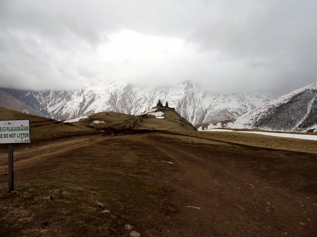 Reise zum wilden Kaukasus