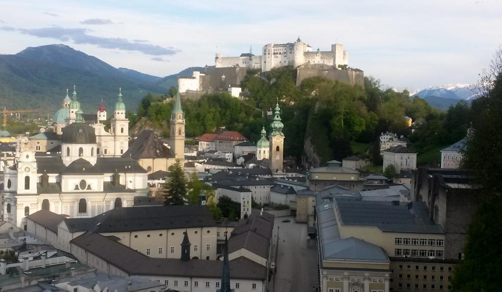 Salzburg Kultur- und Weitblicke