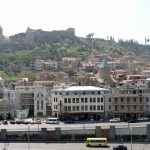 Ansicht Tiflis_Georgien