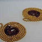 anitke Goldketten aus dem Goldschatz vonTbilisi (Tiflis)