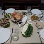 Essen im Kaukasus Georgien