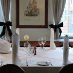 gedeckter Tisch, Kulinarik in Salzburg