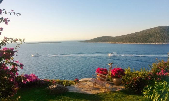 Halbinsel Bodrum_Türkei Ägäis