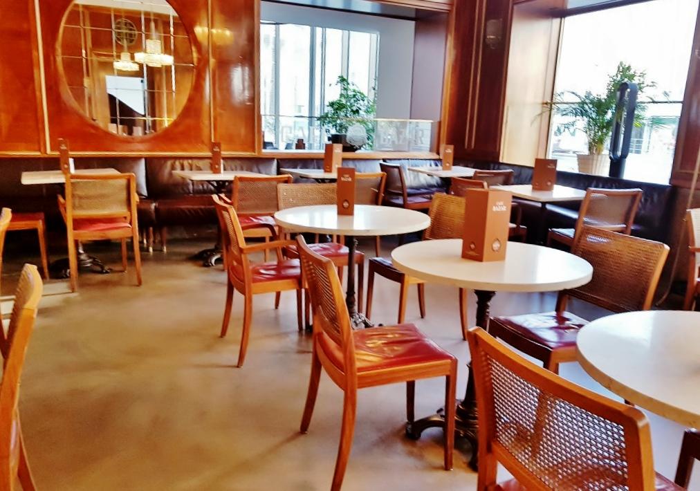 Salzburg Kulinarik im Kaffeehaus