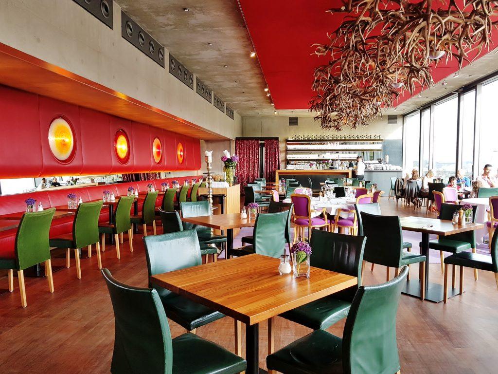 stylisches Restaurant für Kulinarik in Salzburg