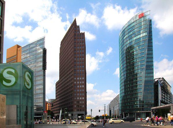 Potsdamer Platz_Berlin
