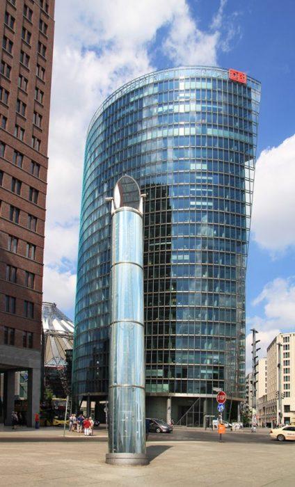 Skyscrapers Potsdamer Platz, Berlin
