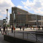 Blick in Richtung Leipziger Platz, vom Kollhoff Tower_Berlin