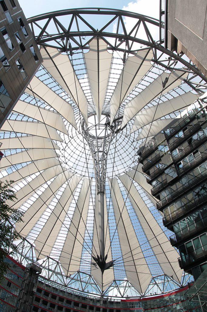 Skyscrapers Potsdamer Platz Berlin Travelcontinent