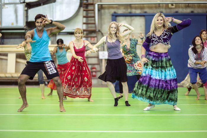 Tanz Festival in Wien ImpulsTanz