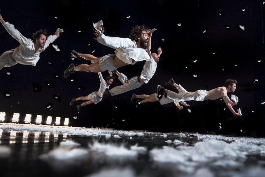 Tanz Festival in Wien ImpulsTanz 2016