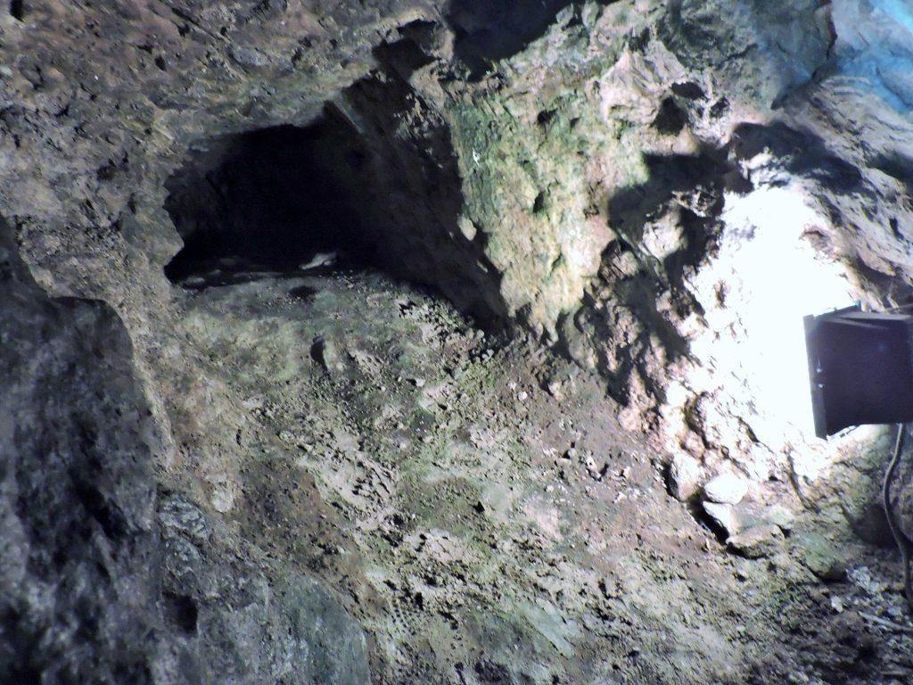 im Bergwerksstollen von Kutna Hora