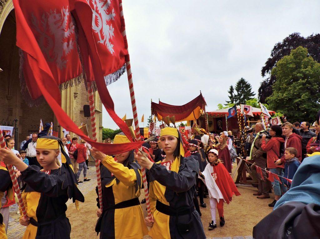 Kutna Hora Mittelalter Festival