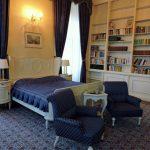 historisches Schlafzimmer_Tschechien_Schloss