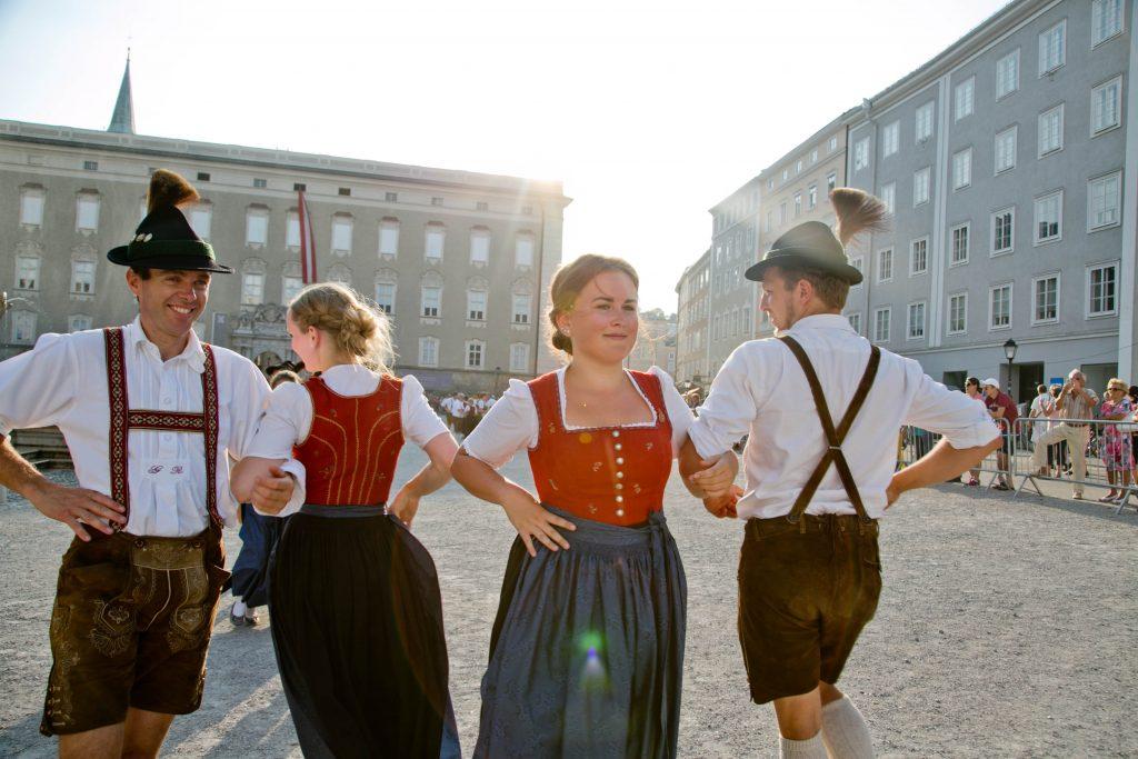 Fest zur Festspieleröffnung, Salzburg, 20150718, (c) wildbild