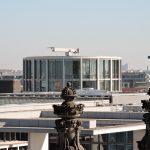 Blick vom Reichstag Berlin