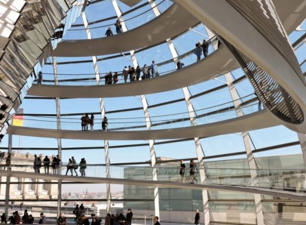 Glaskuppel Innen_Berlin