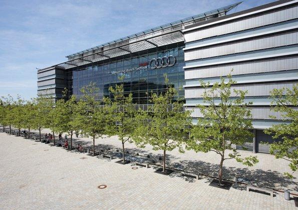 Salzburger Festspiele gastieren bei Audi in Ingolstadt