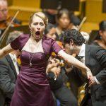 Sängerin der Festspiele Salzburg