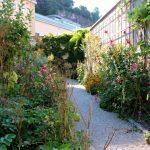 Klostergarten in Salzburg
