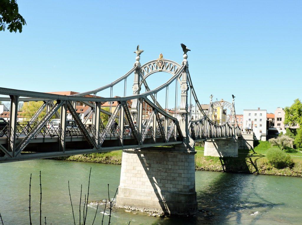 Zwei-Städte-Rundweg, Salzburg Bayern